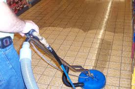 Thorough and absolute cleaning of tiles and carpets